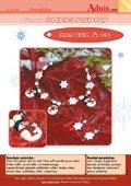 Fimo sneeuwpop hanger & co