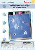 Verfijnde geschenkzakjes met metalen sterren