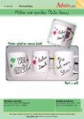 Mokken met spreuken (Color Decor)