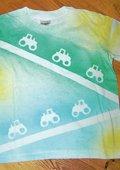 Kindershirts met Fashion Spray