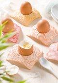 Stijlvolle eierdopjes