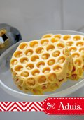 Geurige honingraatzeep