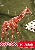 Houten bouwset giraf