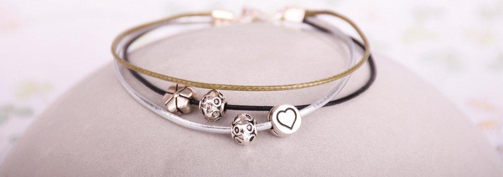 Armband metallic