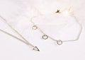 Fijne zilveren sieraden
