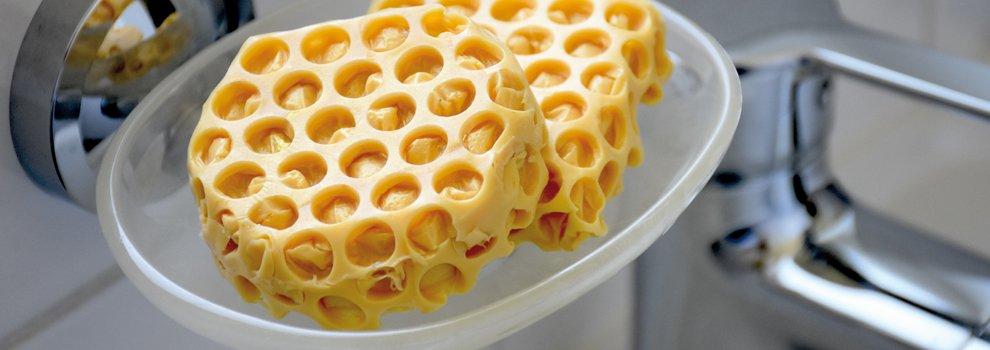 GeurigeGeurige honingraatzeep