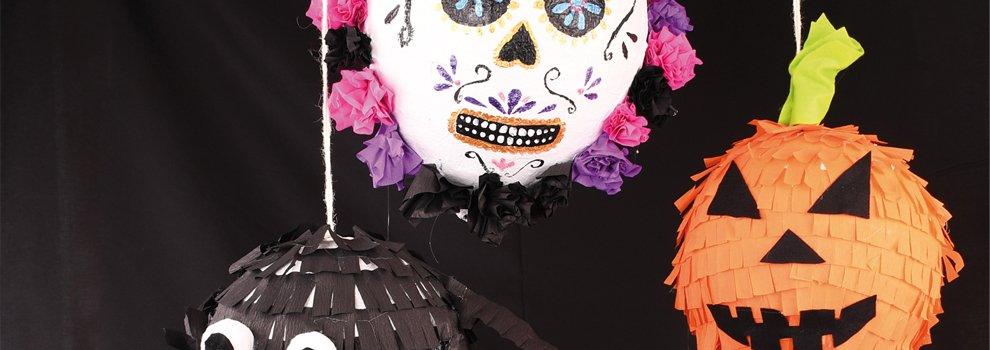 Piñata basisinstructies