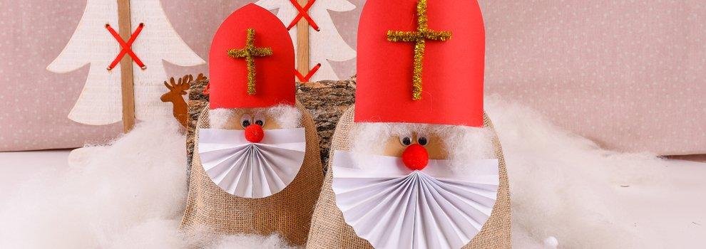 Schattige Sinterklaaszakjes