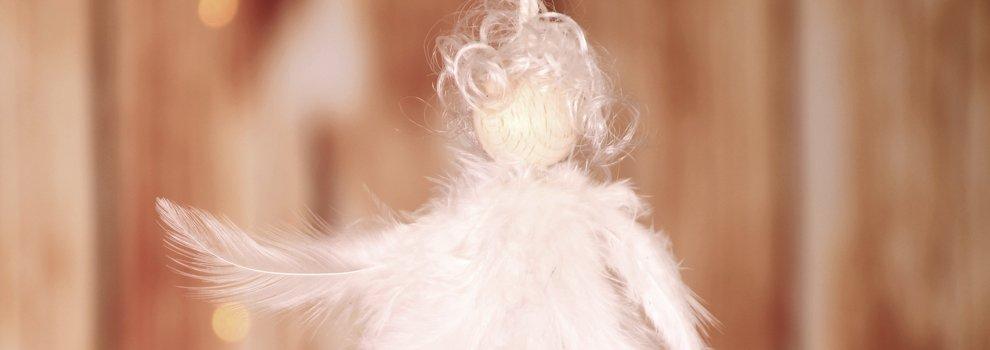 Vederlicht engeltje