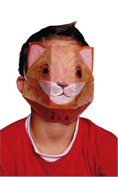 Les masques d'animaux