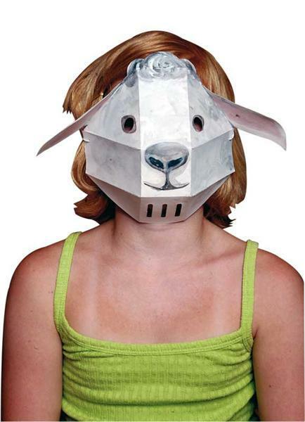 Tiermaske