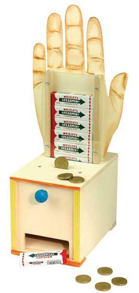 Münzautomat Dagobert