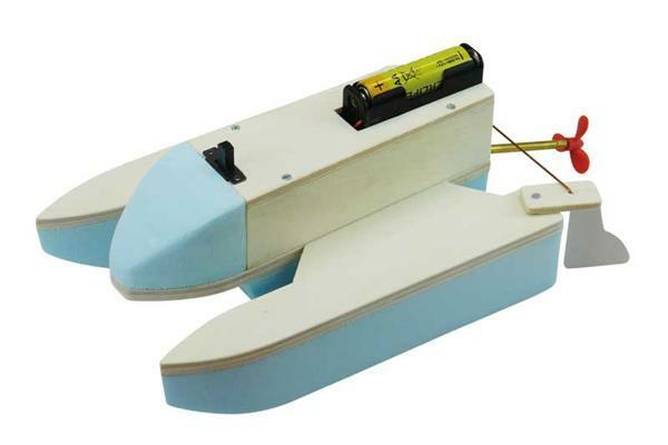 "Speedboot ""Prinz George Alexander Louis"""