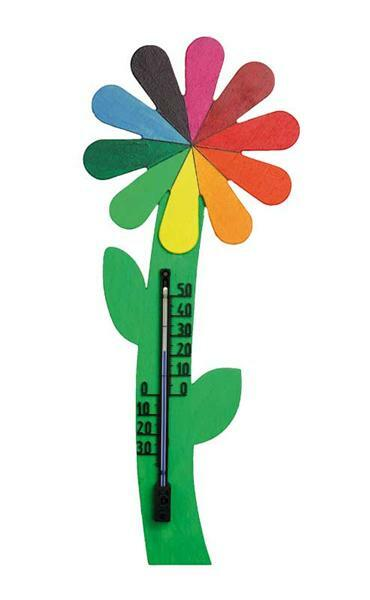 "Thermometer ""Aprilwetter"""