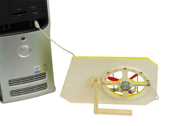 Pixel Sturm - Ventilator