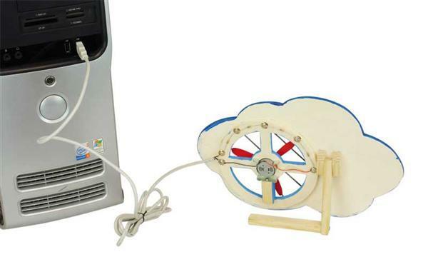 Pixel storm - ventilator