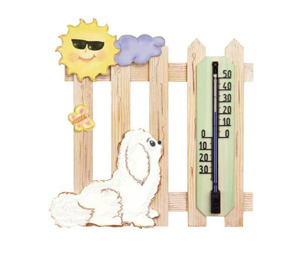 "Thermometer ""Affenhitze"""
