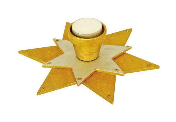 """Teelichthalter """"Freudenstrahl"""""""