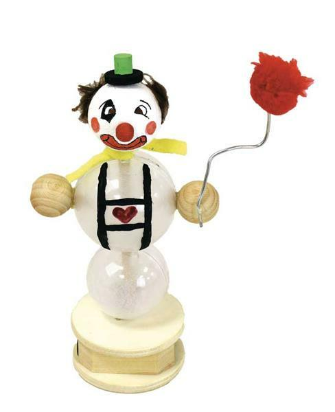 Bonhomme de neige, Ange ou Clown LED