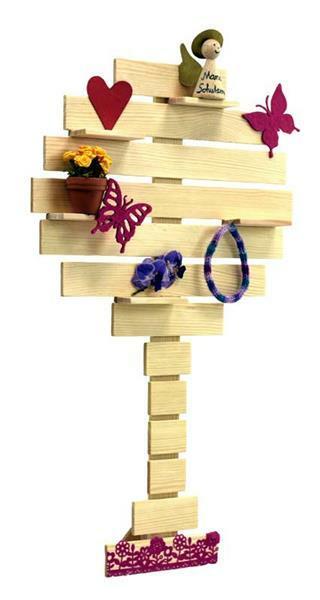 Decoratieboom van hout