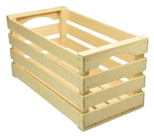 Allzweck Kiste aus Holz