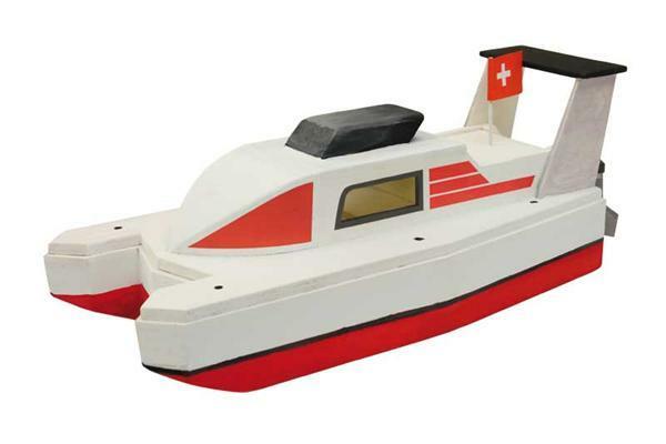 """Raceboot """"Panic"""""""
