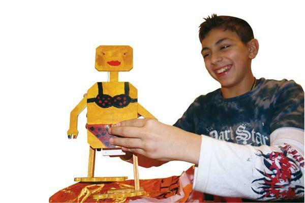 """""""Robby"""" de robot"""