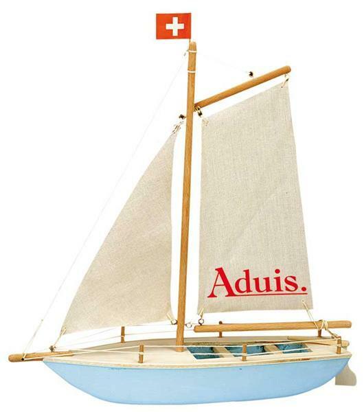 """Zeilboot """"Zonneschijn"""""""