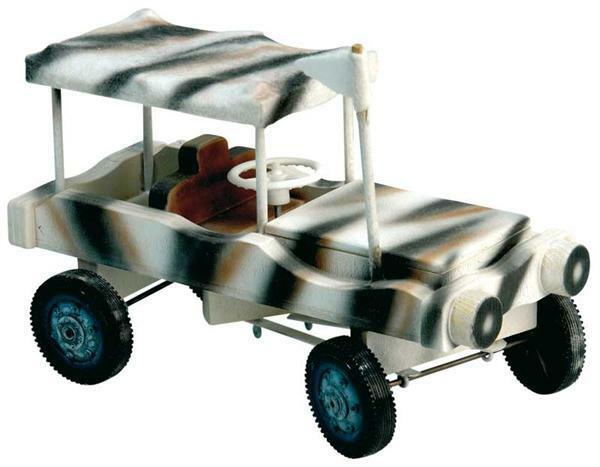 « Léopard 21 », maquette pilotable