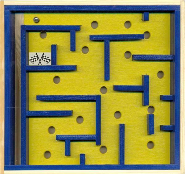 """Le labyrinthe miniature """"minotaurus"""""""