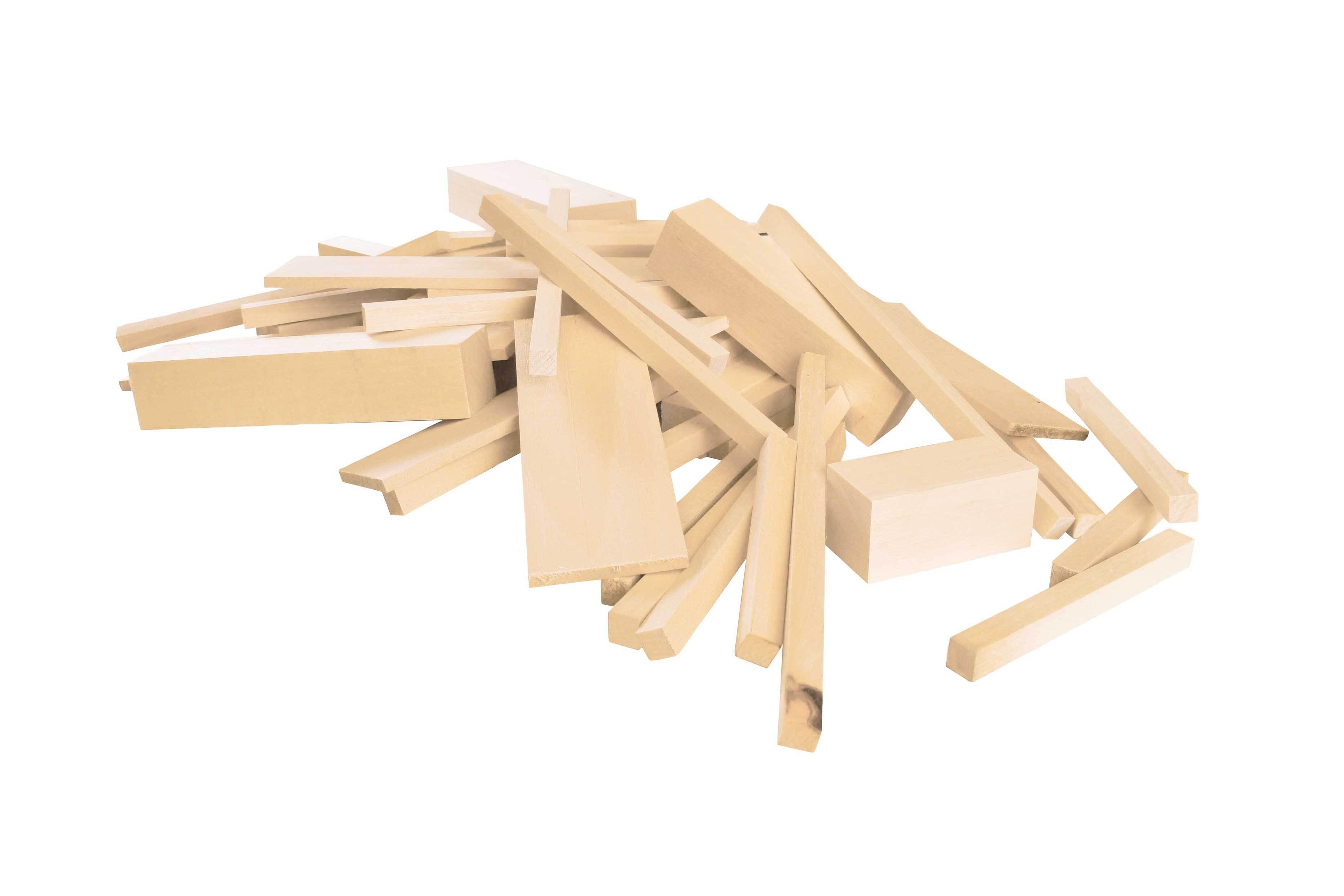Holzklötze Linde - 1 kg