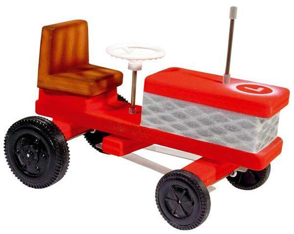 """Traktor lenkbar """"S 500"""""""