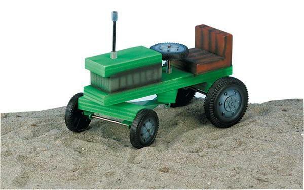 """Bestuurbare tractor """"S500"""""""