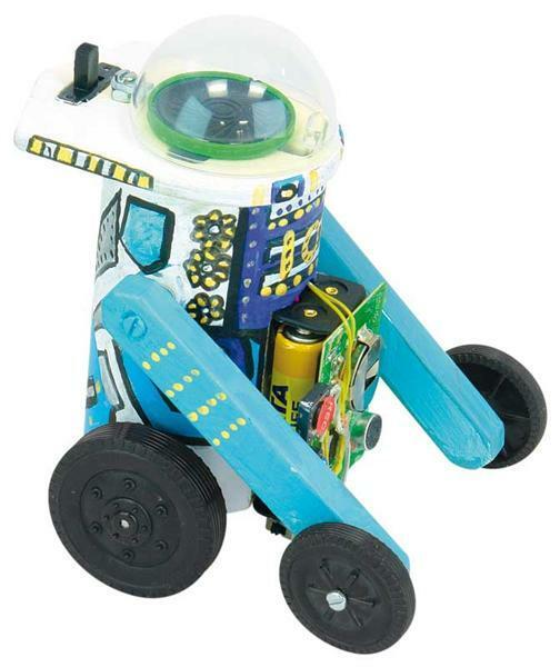 Robot parlant R4D4