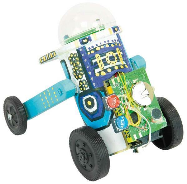 Sprechroboter R4D4