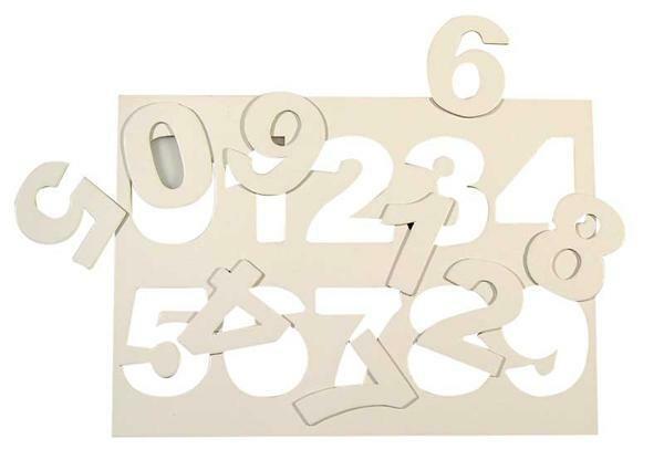 Chiffres 1, 2, 3, …