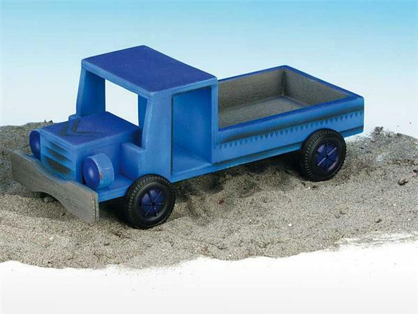 """Vrachtwagen """"John Boy"""" met laadruimte"""