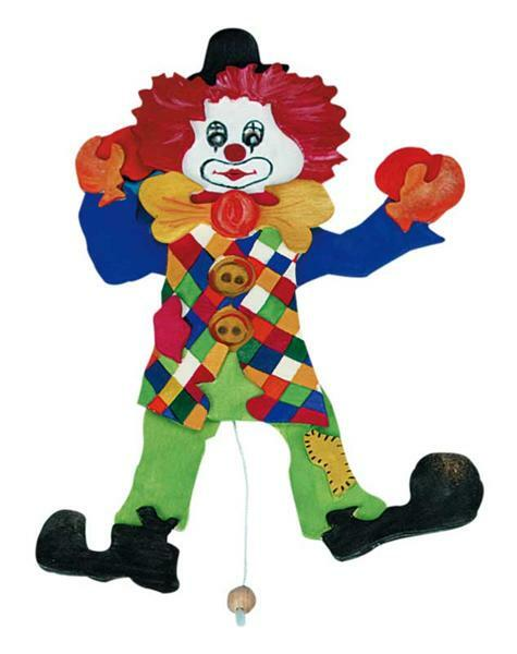 Trekpop clown