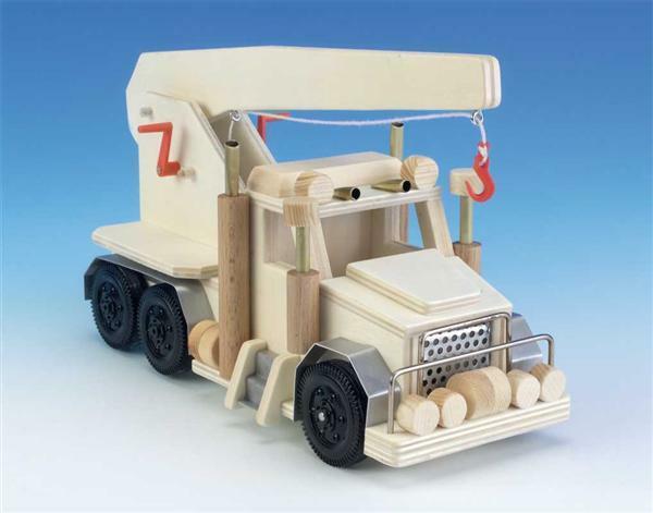"""Kraanwagen verlengstuk voor """"Tom Trucker"""""""