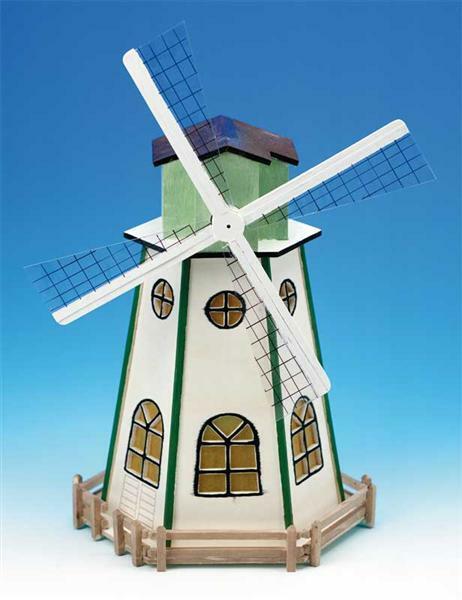 Windmühle SOLAR