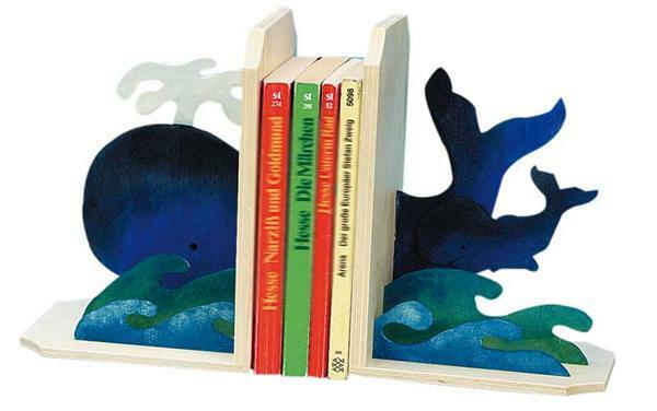 Serre livre baleine