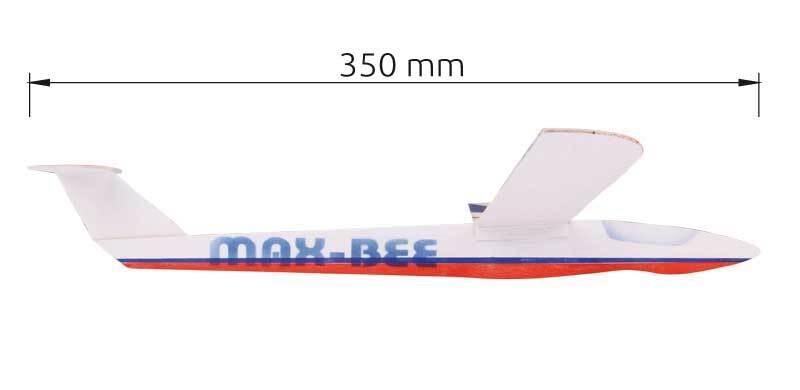 MAX-BEE - Zweefvliegtuig Nr. 4