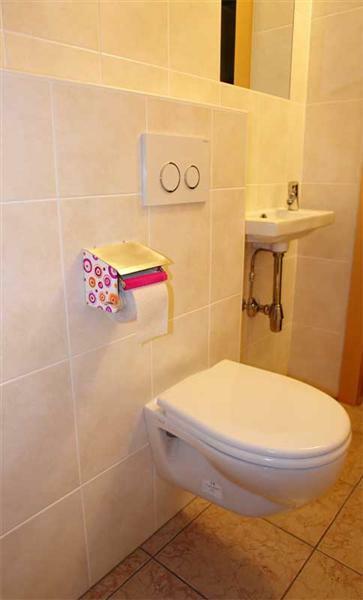 """Porte-papier WC  """"sur bande défilante"""""""