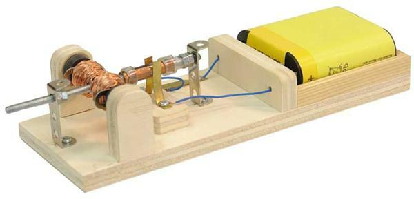Elektromotor mit Dauermagnet