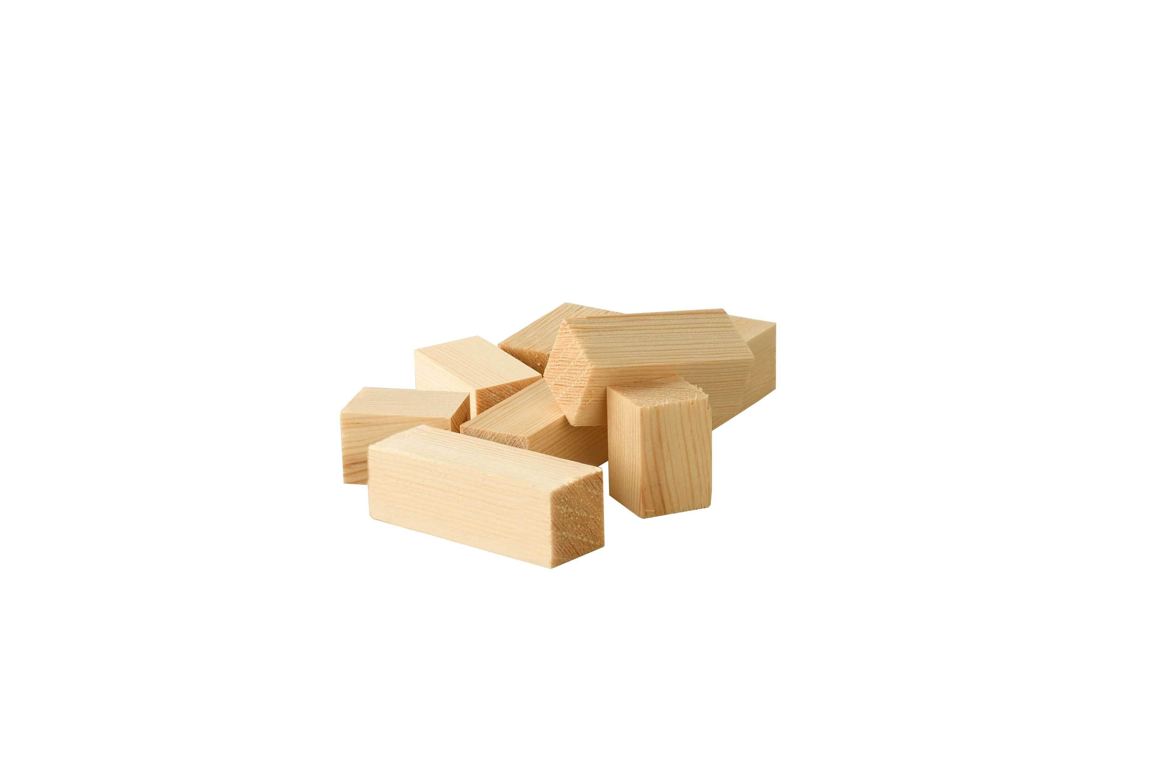 Bausteine Kiefer klein 20 x 20