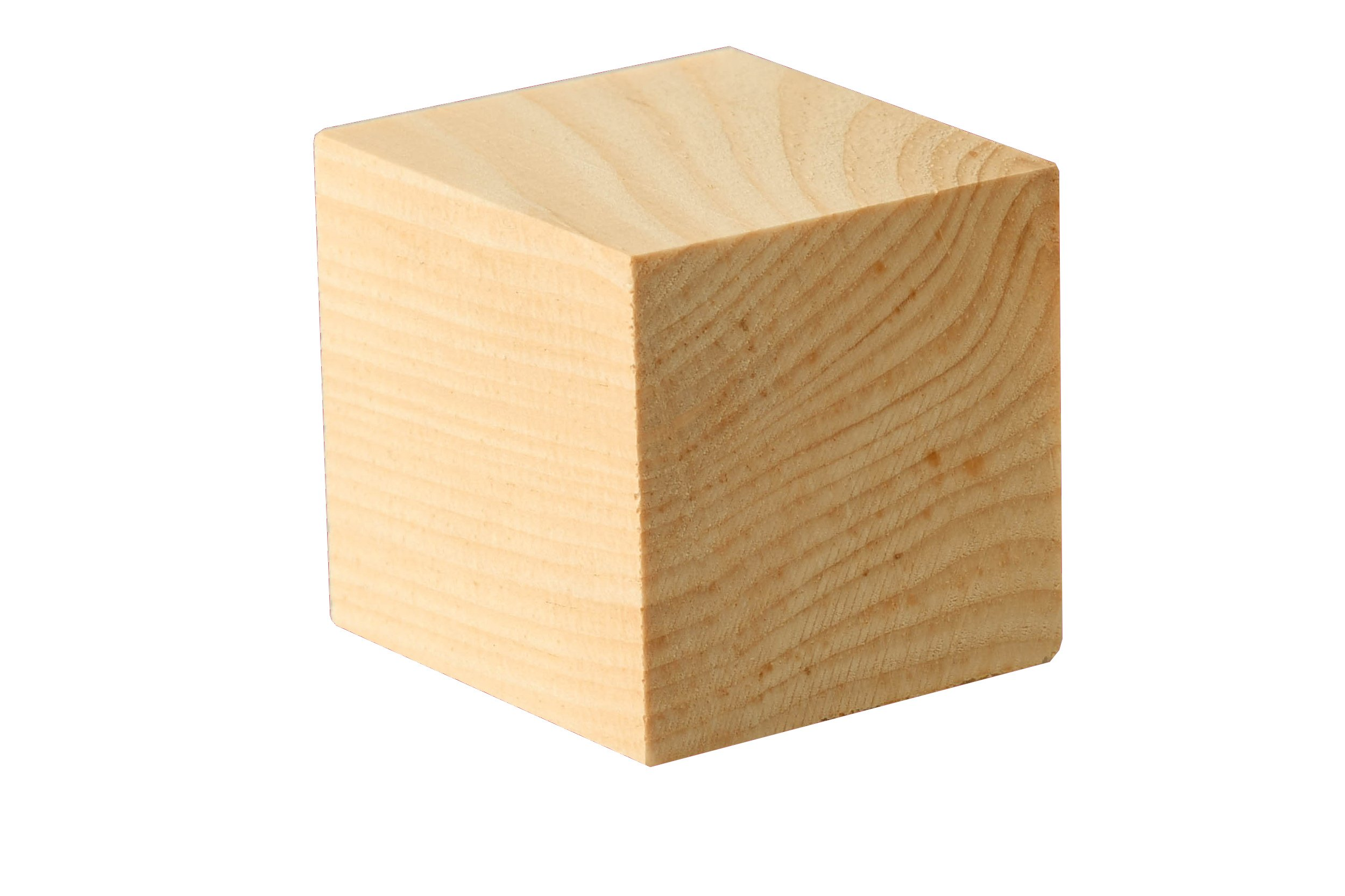 Cubes en pin Cembro - 20 pces, 4,2x4,2x4,2 cm
