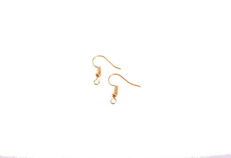 Boucles d'oreilles ouvertes - 24 pces, coloris or
