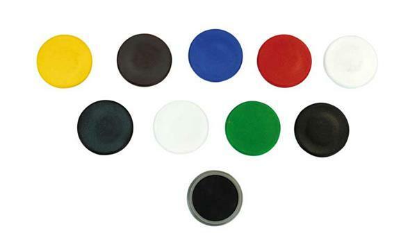 Ronde magneten - 10 st., Ø 32 mm