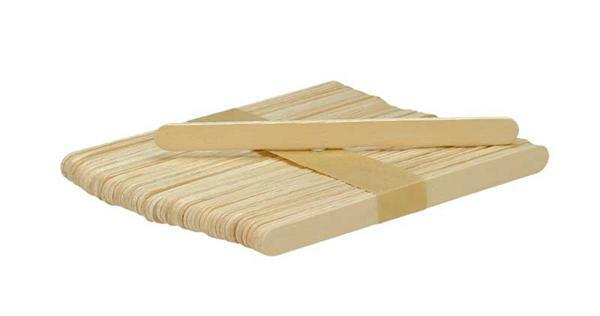 Holzspatel / Eisstiele - 10 x 110 mm, 100 Stk.