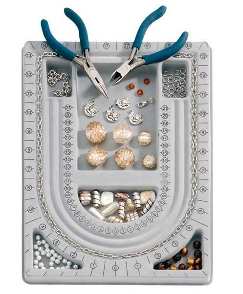 Plateau design pour perles - 230 x 320 mm